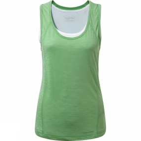 Craghoppers Craghoppers Womens Pro Lite 3-in-1 Vest Apple Tang
