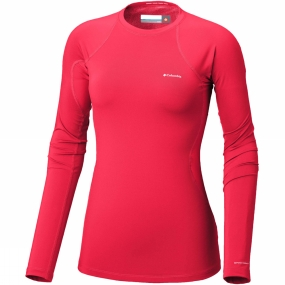 Columbia Womens Midweight Stretch Long Sleeve Tee