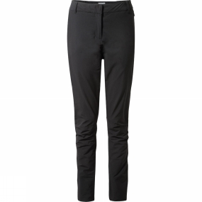 Craghoppers Craghoppers Womens Kiwi Pro Waterproof Trousers Black