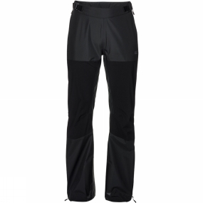 Jack Wolfskin Jack Wolfskin Womens The Humboldt Pants Black