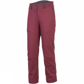 Salewa Salewa Womens Puez Merrick 2 Stormwall Pants Tawny Port