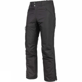 Salewa Salewa Mens Sesvenna Light Shell Pants Black Out