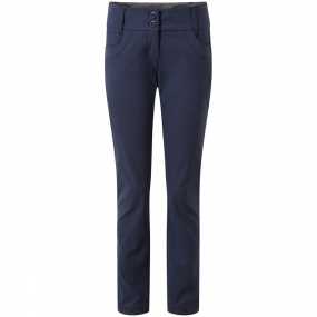 Craghoppers Craghoppers Womens NosiLife Clara Pants Soft Navy