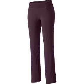 Mountain Hardwear Mountain Hardwear Womens Dynama Pants Dark Tannin