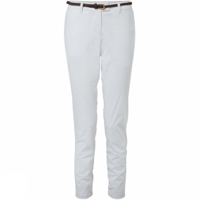 Craghoppers Craghoppers Womens NosiLife Fleurie Pant Optic White