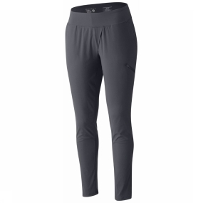Mountain Hardwear Mountain Hardwear Womens Dynama Ankle Pants Graphite