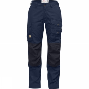 Fjallraven Womens Barents Pro Trousers Curved