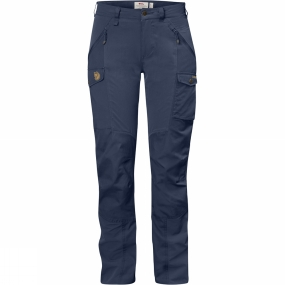 Fjallraven Womens Nikka Trousers Curved