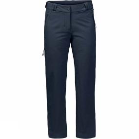 Jack Wolfskin Jack Wolfskin Womens Activate Thermic Pants Midnight Blue