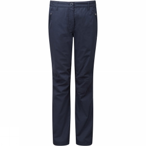 Craghoppers Craghoppers Womens C65 Winter Trousers Soft Navy