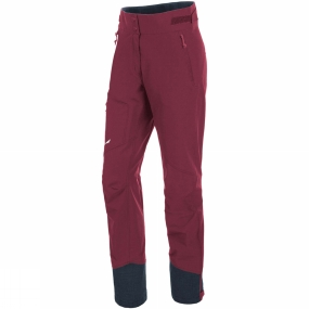Salewa Salewa Womens Ortles 2 DST Pants Tawny Port