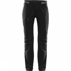 Haglofs Haglofs Womens Breccia Lite Pants True Black