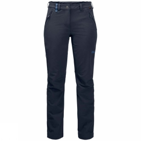 Jack Wolfskin Jack Wolfskin Womens Activate XT Trousers Midnight Blue