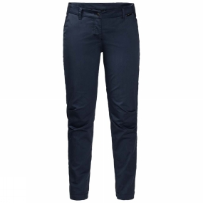 Jack Wolfskin Jack Wolfskin Womens Belden Trousers Midnight Blue
