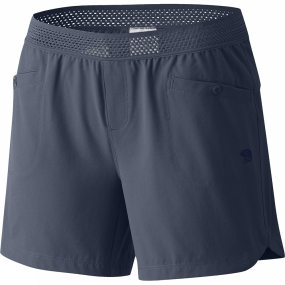 Mountain Hardwear Mountain Hardwear Womens Right Bank Scrambler Shorts Zinc