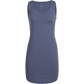 Icebreaker Icebreaker Womens Yanni Tank Dress Gumtree Heather