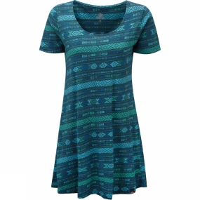 Sherpa Sherpa Womens Kira Dress Samudra