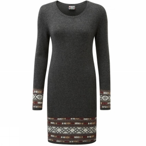 Sherpa Sherpa Womens Maya Jacquard Dress Kharani