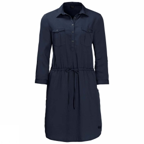Jack Wolfskin Jack Wolfskin Womens Mojave Dress Midnight Blue