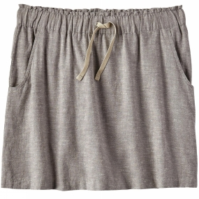 Patagonia Womens Island Hemp Beach Skirt