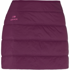 Eider Womens Twinspeaks Skirt Galactic Purple Eider Womens Twinspeaks Skirt Galactic Purple by Eider