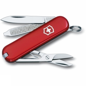 victorinox classic sd knife classic red