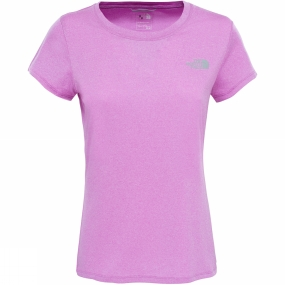 The North Face Womens Reaxion Amp Crew Sweet Violet