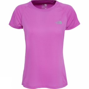 The North Face Womens Flex T-Shirt Sweet Violet