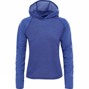 The North Face The North Face Womens Reactor Hoodie Bright Navy