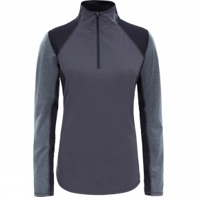 The North Face The North Face Womens Motivation 1/4 Zip TNF Black