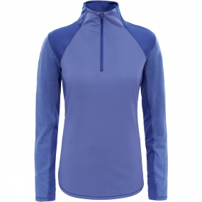 The North Face The North Face Womens Motivation 1/4 Zip Bright Navy
