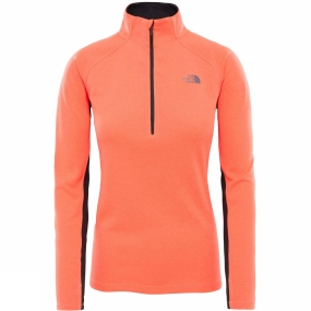 The North Face Womens Ambition 1/4 Zip