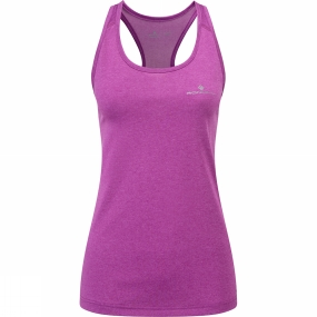 Ronhill Womens Everyday Vest Thistle Marl