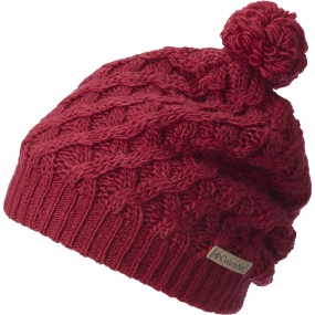 Columbia Women's Alpine Beauty Hat Red Orchid