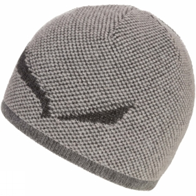Salewa Salewa Ortles Wool Beanie Grey