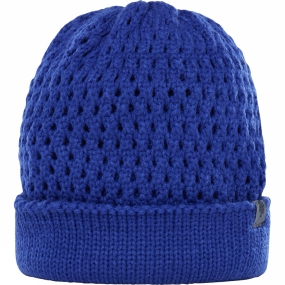 The North Face Womens Shinsky Beanie Inauguration Blue