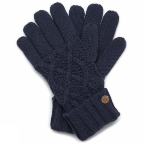Craghoppers Womens Dolan Knit Gloves