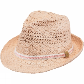 Barts Womens Ibiza Hat Dusty Pink