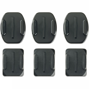 GoPro GoPro Flat and Curved Adhesive Mounts 00 - No Colour