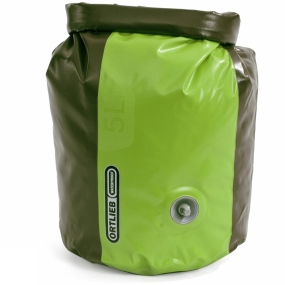 Ortlieb Ortlieb Dry Bag PD350 with Valve 5L Olive/Lime