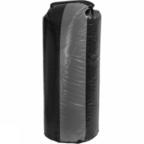 Ortlieb An Ortlieb classic! This robust waterproof sack features a roll-top closure to reliably seal out the wet, whether it
