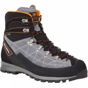 Scarpa Scarpa Mens R-Evo Pro GTX Boot Smoke / Orange