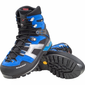 Mammut Mens Magic High GTX Boots Ice/Black