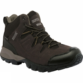 Regatta Mens Holcombe Mid Boot