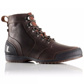 Sorel Sorel Mens Ankeny Mid Hiker Tobacco/Black
