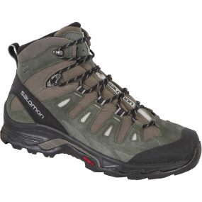 Climbing & Hiking Boots Salomon Men's Quest Prime Gore-Tex Boot Swamp/Night Forest
