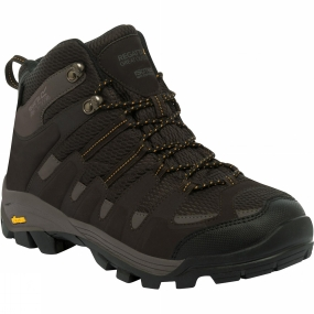 Regatta Mens Burrell Mid Walking Boot