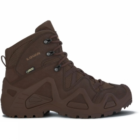 Lowa Lowa Mens Zephyr GTX Mid Boot Dark Brown
