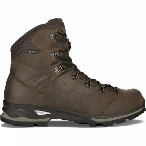 Lowa Lowa Mens Hampton GTX Mid Boot Brown