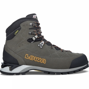 Lowa Lowa Mens Laurin Pro GTX Boot Anthracite / Orange